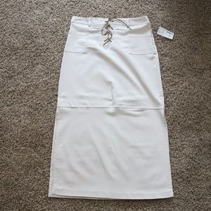 NWT Fashion Bug Stretch Maxi Skirt